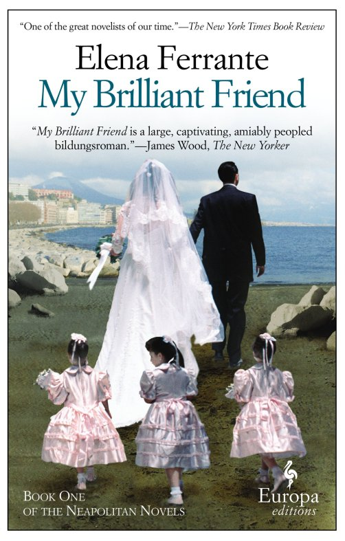 my brilliant friend cover picture