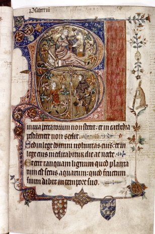 benedictinepsalter